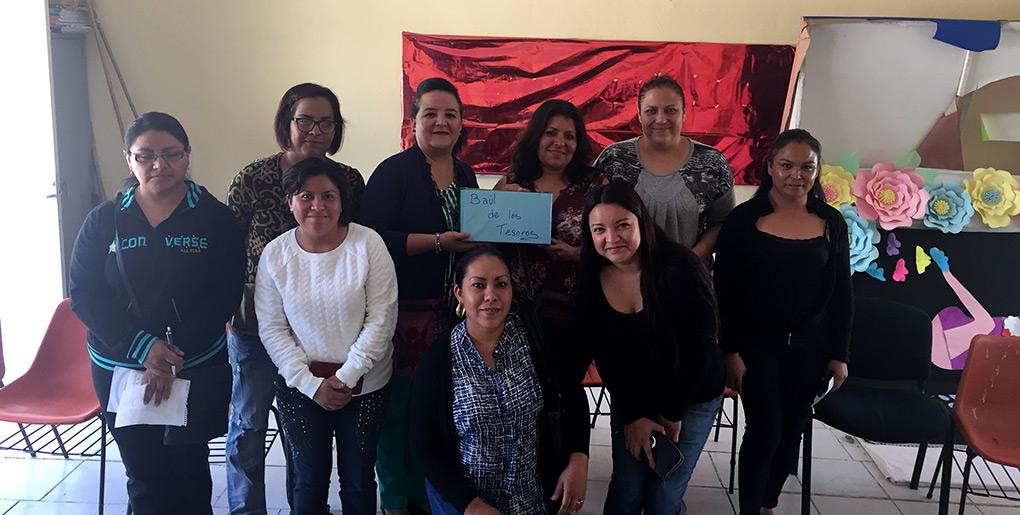 Programa Lectura en espiral Querétaro
