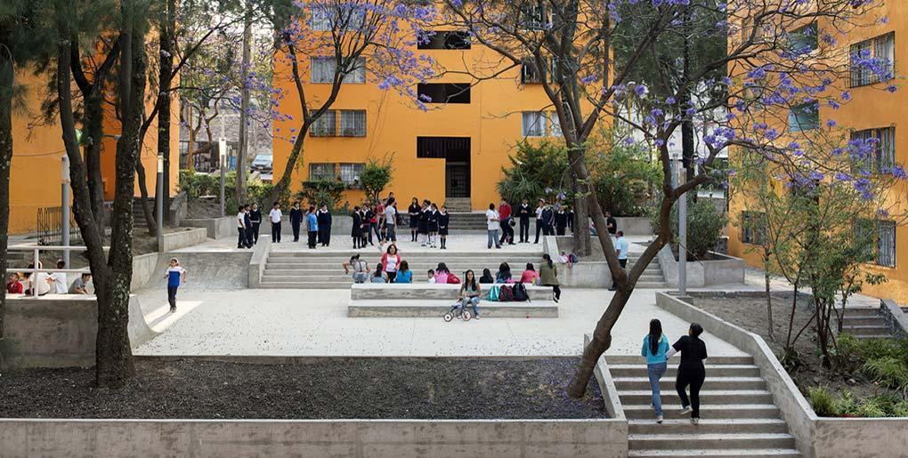 Programa recuperación de espacios públicos como prevención de la violencia